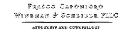 Frasco Caponigro Wineman & Scheible